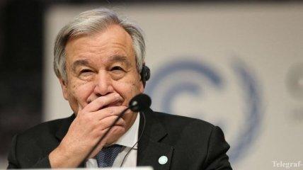 Генсек ООН: Опасности существуют, однако я вижу и поводы к оптимизму