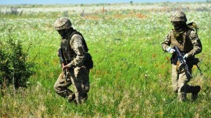 Карта ООС: оккупанты продолжают обстреливать позиции ВСУ