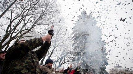 68 кг пиротехники изъяли в Севастополе