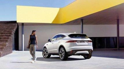Битва кроссоверов. Официально представлен Jaguar E-Pace (Фото)