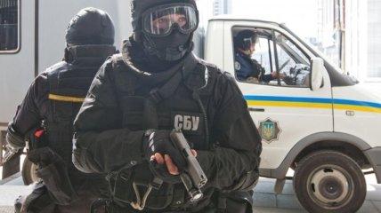 Сотрудники СБУ обнаружили тайник с гранатометом