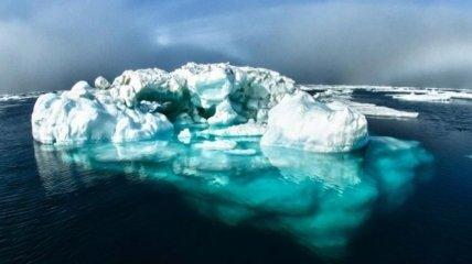 На Северном полюсе зафиксировано аномальное потепление