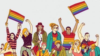 Скандалом з ЛГБТ-блогером у Львові зацікавилися військові