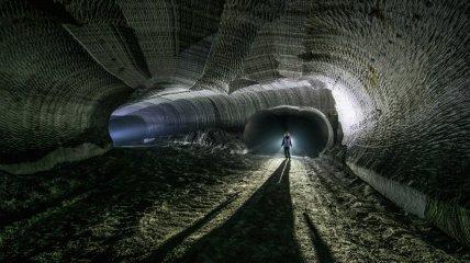 Подземный город в Украине (Фото)