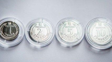 В Украине появится новая монета номиналом 10 гривен