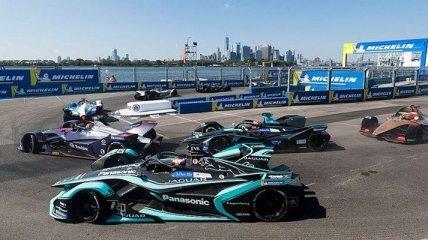 Мерседес будет представлен в новом сезоне Формулы Е