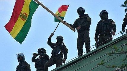 Президент Боливии заявил о попытке госпереворота в стране