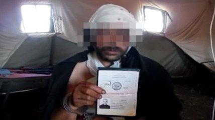 СБУ прекратила террористическую деятельность гражданина РФ (Видео)