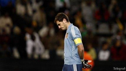 """Касильяс: """"Реал"""" выиграет все титулы в 2015 году"""