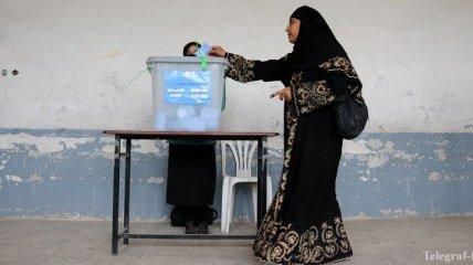 В Афганистане завершился второй тур президентских выборов