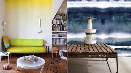 Потрясающие примеры акварельной росписи стен (Фото)