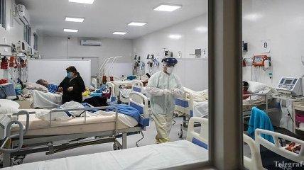 ВОЗ: Глобальная пандемия коронавируса начинает ускоряться