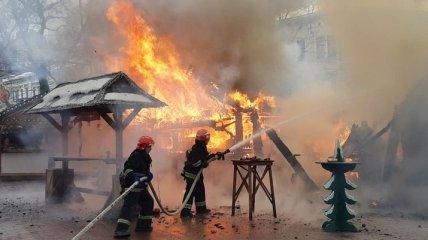 Пожар во Львове: стало известно о состоянии пострадавших