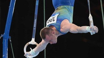 Украинские гимнасты не сумели навязать борьбу за медали в командном многоборье на Олимпиаде