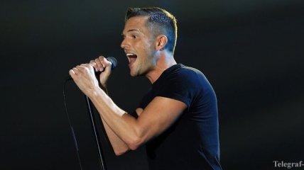 Фронтмен The Killers подразнил поклонников новым альбомом