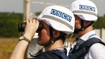 ОБСЕ фиксирует обострение конфликта на Донбассе