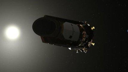 """Телескоп """"Кеплер"""" снова начал работу"""
