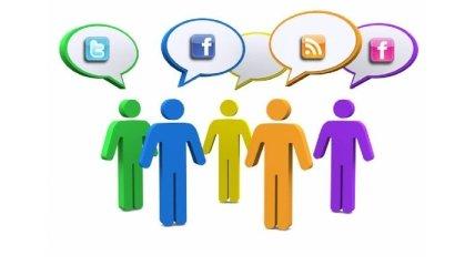 Социальные сети становятся менее популярными
