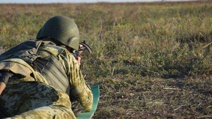 """На Донбассе с начала суток удерживается режим """"тишины"""""""