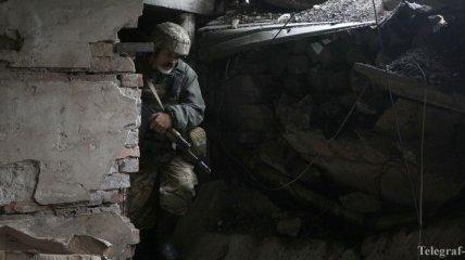 АТО: Боевики 48 раз открывали огонь по ВСУ