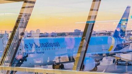 В Киев из Нью-Йорка вылетел десятый эвакуационный самолет с украинцами