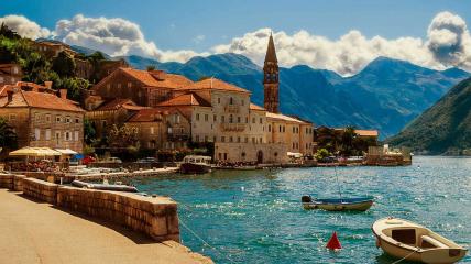 У Чорногорію раніше пускали без ПЛР-тестів, тепер же правила змінилися