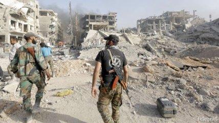 Сирийская оппозиция приступила к зачистке последнего оплота ИГИЛ