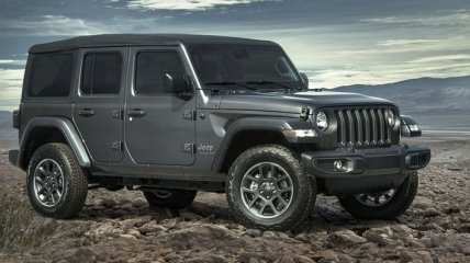 Jeep отметит 80-летие выпуском юбилейных автомобилей