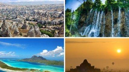 13 замечательных пейзажей, которые стоит увидеть воочию (Фото)