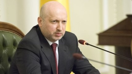 "Турчинов направил письмо Нацсовету по поводу ""Интера"""