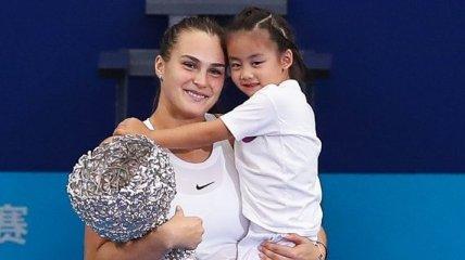 Определилась победительница малого Итогового турнира WTA