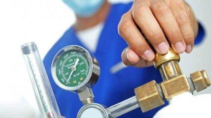 В больницах Украины не хватает медицинского кислорода