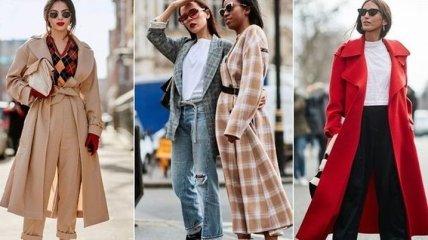 Мода 2018: стильные пальто и пиджаки, без которых не обойтись этой осенью
