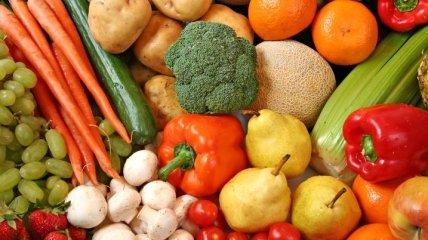 Сколько нужно съедать в день овощей и фруктов?