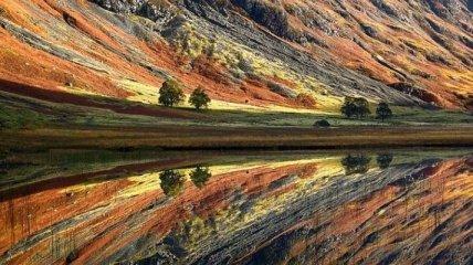 Неземная красота родины Лох-несского чудовища (Фото)