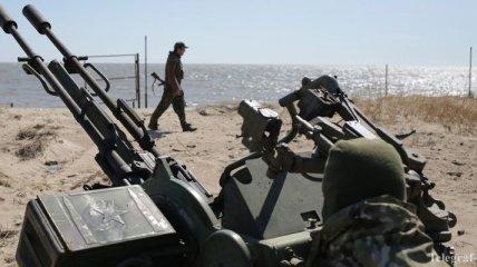 Кабмин поручил усилить оборону побережья Украины