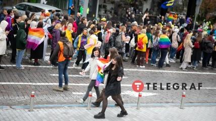 ЛГБТ- марш