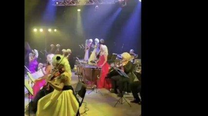 В день траура по Кернесу в Харькове устроили концерт: видео обсуждают в сети