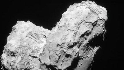 На комете Чурюмова-Герасименко обнаружен кислород