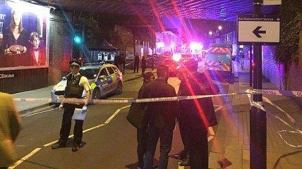 В Лондоне неизвестный напал на прохожих: есть погибший