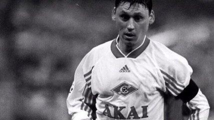 Матч памяти лучшего футболиста России 1995 года состоится в Одессе