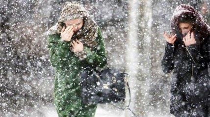 Украину заморозит и заметет снегом: синоптики дали свежий прогноз