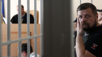 Суд сегодня рассмотрит вопрос об изменении меры пресечения Мосийчуку