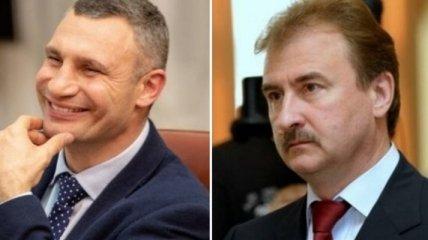Кличко vs Попов. В сети шутят, будет ли второй тур выборов в Киеве