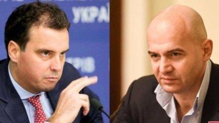 Абромавичус и Кононенко прошли перекрестный допрос в НАБУ