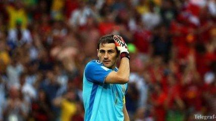 ЧМ-2014. Испания покидает Бразилию