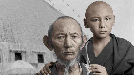 Жители Тибета в объективе Фила Борджеса (Фото)