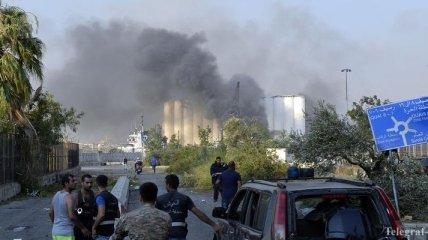 Трамп о взрыве в Ливане: Это была какая-то бомба