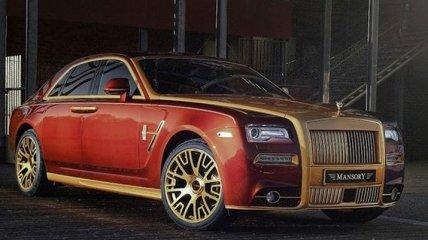 Rolls-Royce Ghost для любителей роскошной езды