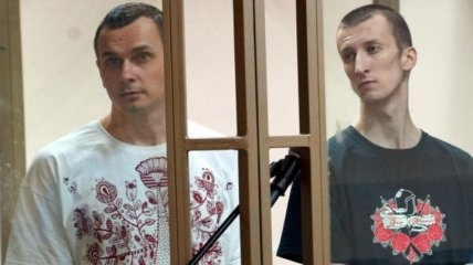 Министр: Минюст РФ не решает вопрос Сенцова и Кольченко
